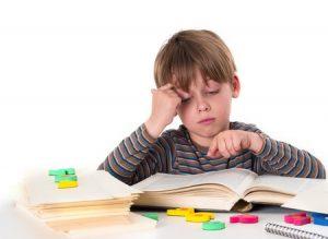 Reglas para entender y atender al niño dislexico en la escuela.