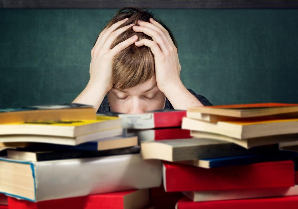 ¿Por qué mi hijo ha bajado su rendimiento académico?